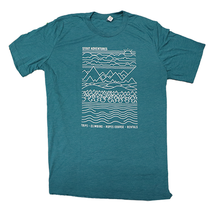 Stout Adventures Trip Shirt
