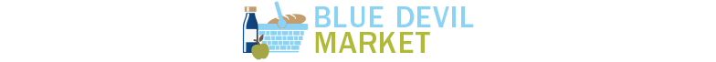 Blue Devil Market Service Mark