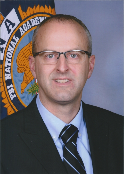 Image of Jason Spetz, Chief of Police