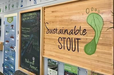 Sustainability Wall